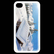 Coque iPhone 4 / iPhone 4S hiver 3