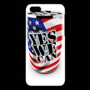 Coque iPhone 5C Yes we can 2