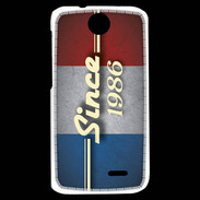 Coque HTC Desire 310 France since 1986