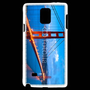 Coque Samsung Galaxy Note 4 Golden Gate