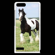 coque huawei cheval