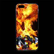 coque iphone 5 pompier