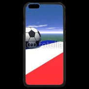 Coque  iPhone 6 Plus Premium Drapeau français football