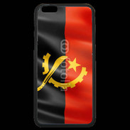Coque  iPhone 6 Plus Premium Drapeau Angola