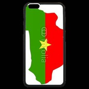 Coque  iPhone 6 Plus Premium drapeau Burkina Fasso