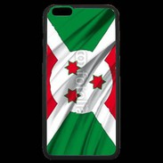 Coque  iPhone 6 Plus Premium Drapeau Burundi