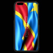 Coque  iPhone 6 Plus Premium Drapeau Congo