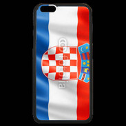 Coque  iPhone 6 Plus Premium Drapeau Croatie