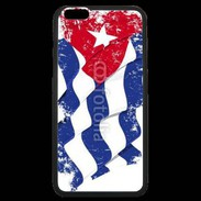 Coque  iPhone 6 Plus Premium Drapeau Cuba 2