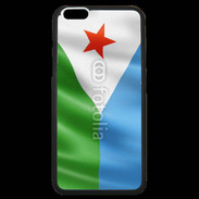 Coque  iPhone 6 Plus Premium Drapeau Djibouti