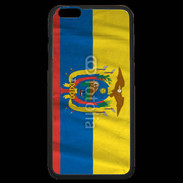 Coque  iPhone 6 Plus Premium drapeau Equateur