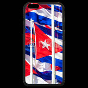 Coque  iPhone 6 Plus Premium Drapeau Cuba 3