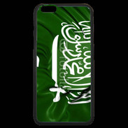 Coque  iPhone 6 Plus Premium Drapeau Arabie Saoudite 750