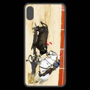 coque iphone xs max taureau