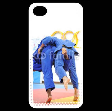 coque iphone 4 judo