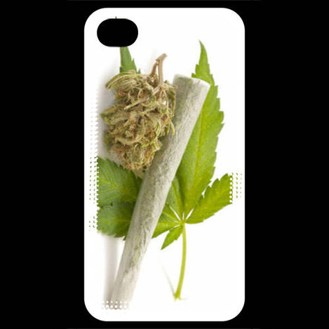 coque feuille iphone 5