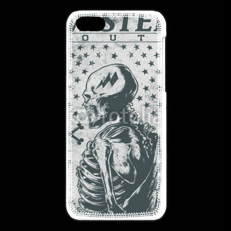 coque iphone x wasted