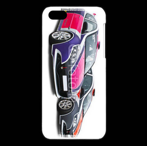 coque iphone 5c voiture de rallye 5. Black Bedroom Furniture Sets. Home Design Ideas
