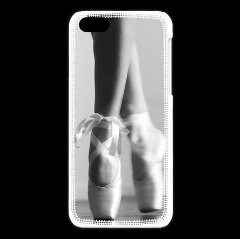 coque iphone 5 ballerine