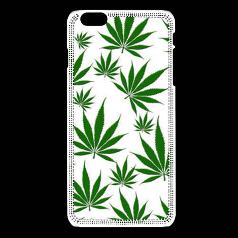 coque canabis iphone 6