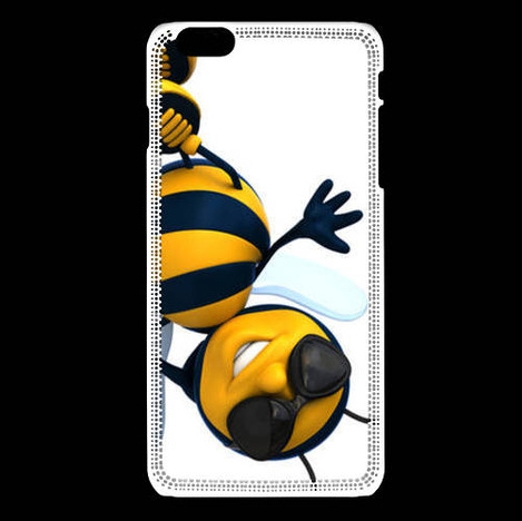 coque iphone 6 abeille