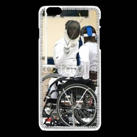 coque iphone 6 escrime