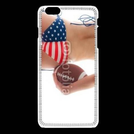 coque iphone 6 football americain
