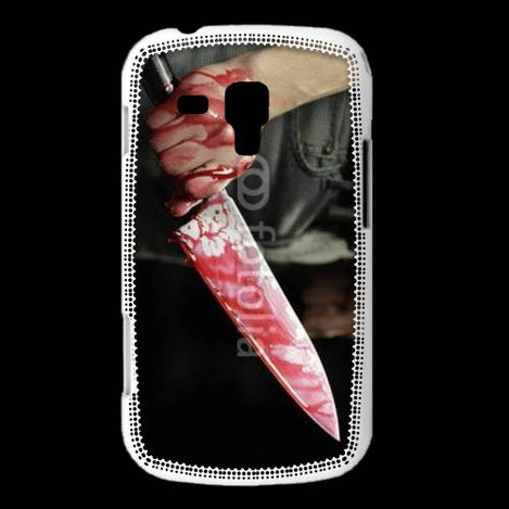 coque iphone 6 couteau