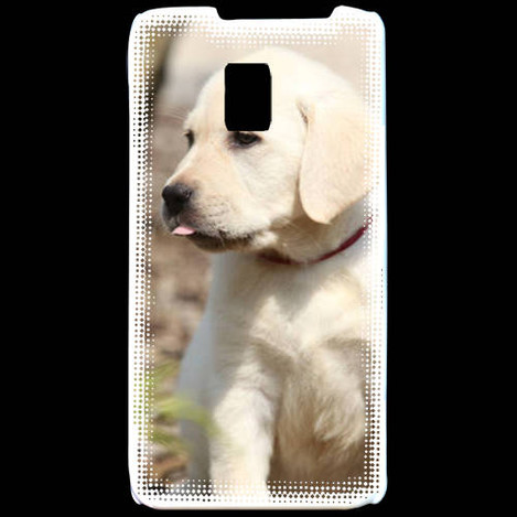 coque de iphone 4 labrador
