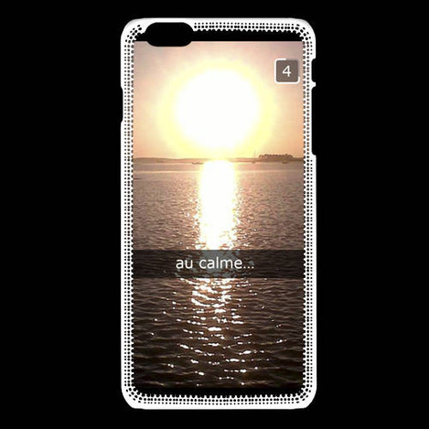 coque iphone 6 snapchat