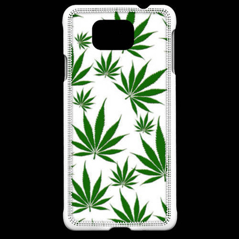 coque samsung galaxy s6 weed