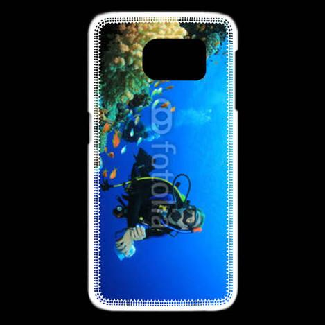 coque galaxy s6 edge marin