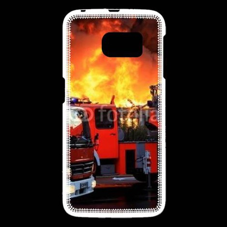 coque galaxy s6 camion