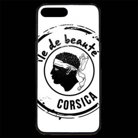 coque corse iphone 7 plus