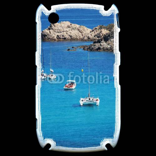 Coque Black Berry 8520 Cap Taillat Saint Tropez