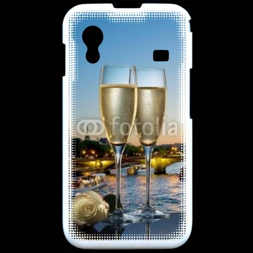 Coque Samsung ACE S5830 Amour au champagne